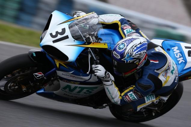 【NTSチームノリックヤマハ レースレポート】全日本ロードレース選手権JSB1000 オートポリスラウンド