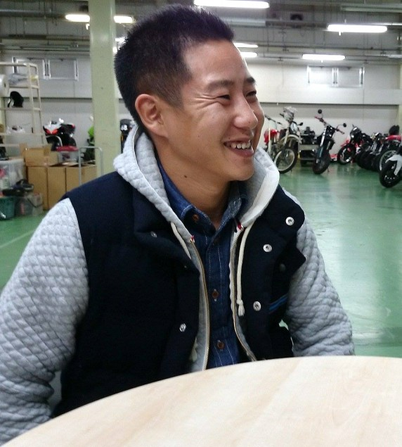 T.pro Innovation小山知良選手インタビュー