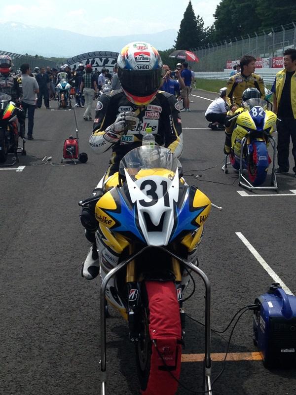 【Webikeチームノリックヤマハ】SUGO ロードレース選手権 ST600クラス 第2戦レースレポート