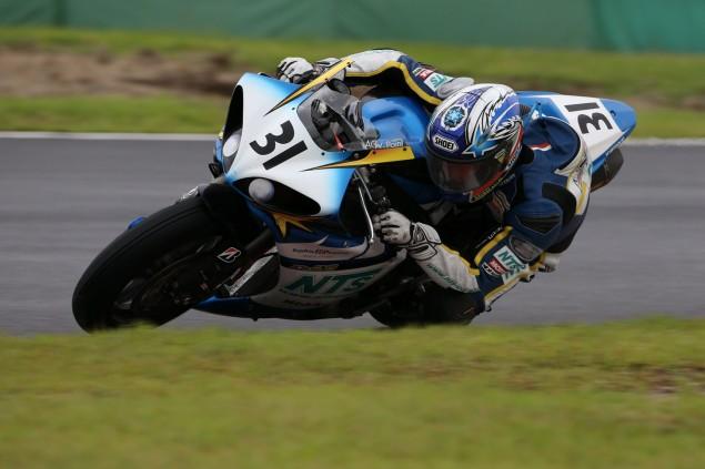 【NTSチームノリックヤマハ レースレポート】全日本ロードレース選手権第4戦SUGOスーパーバイク120mile耐久レース