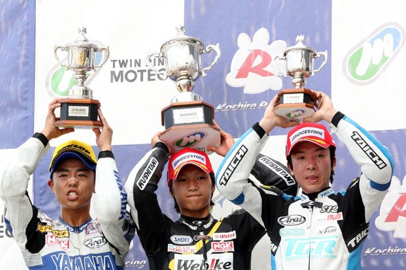 【Webikeチームノリックヤマハ】もてぎロードレース選手権 ST600クラス 第4戦レースレポート