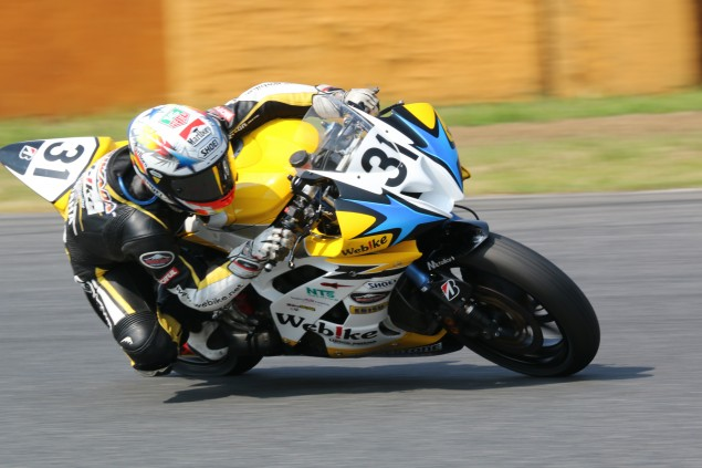 【Webikeチームノリックヤマハ】筑波ロードレース選手権 ST600クラス 第3戦レースレポート