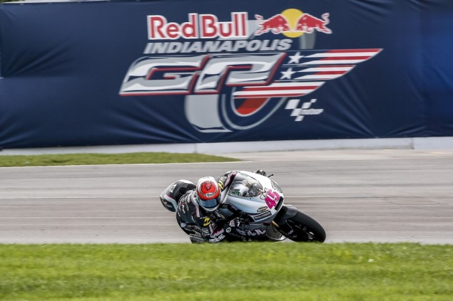 LEARNING EXPERIENCE FOR TETSUTA AT INDIANAPOLIS