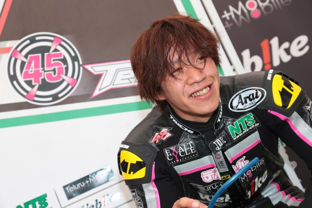 Team JiR continues with its 'young rider challenge'