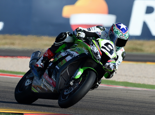 Team JiR joined by Kenny Noyes at Aragon