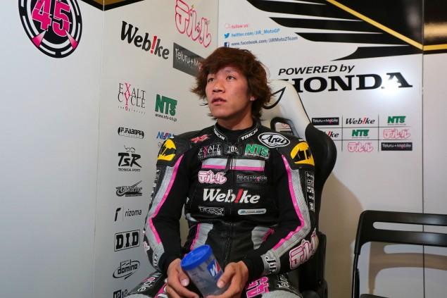 Nagashima injured in Silverstone crash