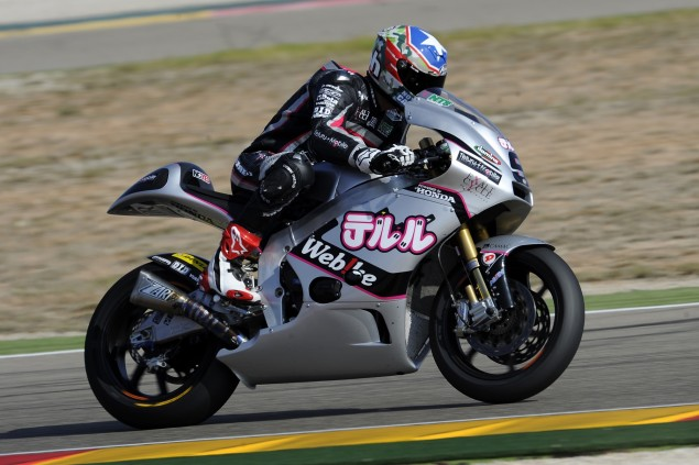 Noyes makes more progress at Aragon