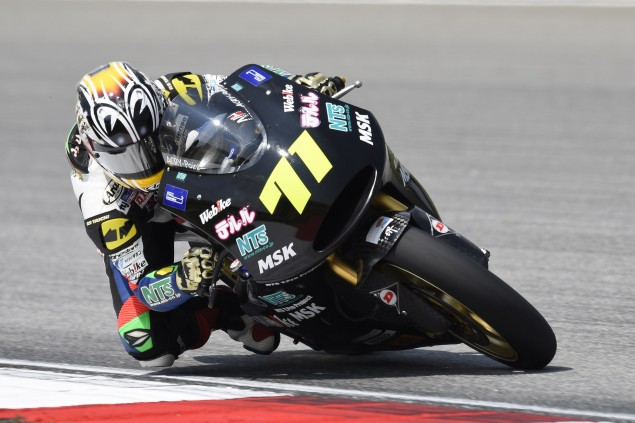 Steady start for Team JiR in Sepang