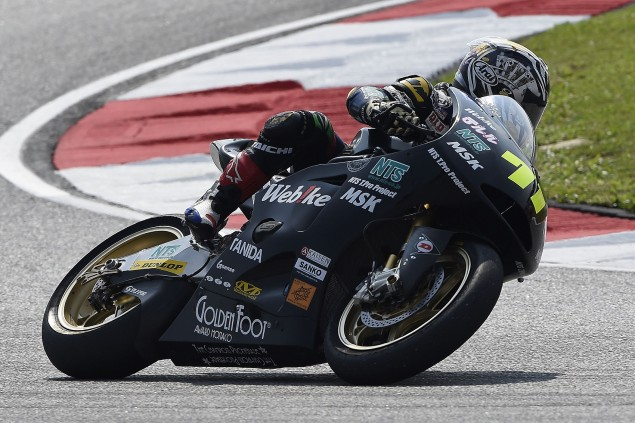 Another valuable finish for Koyama and Team JiR