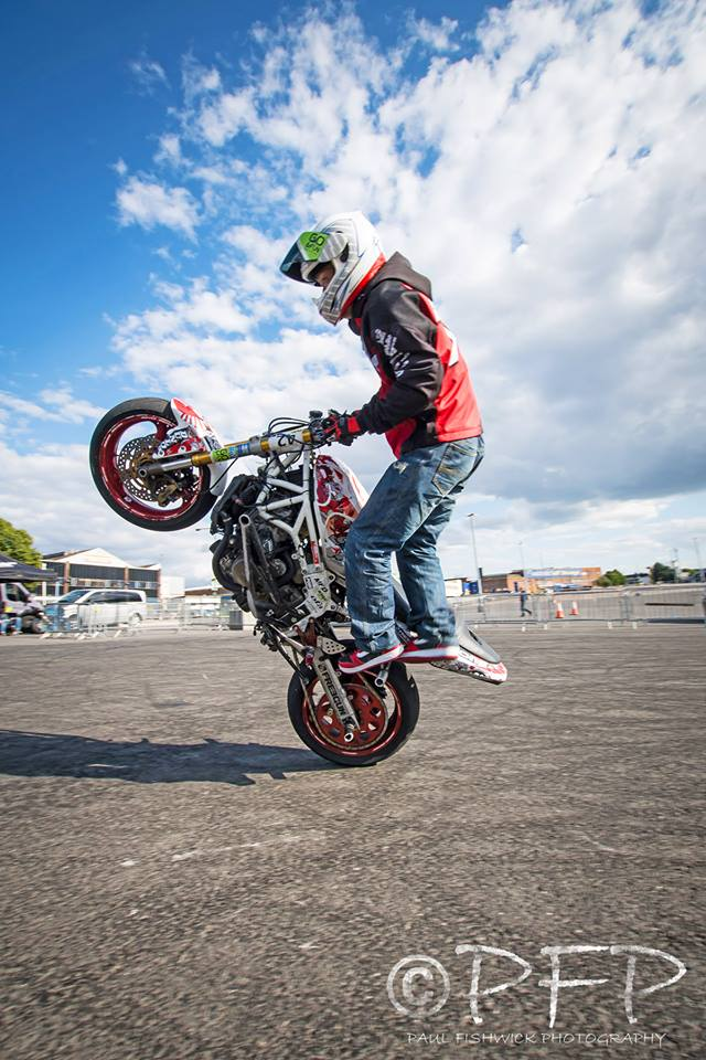 【Motoエクストリーム OGA】Ace Cafe London streetfighter and stunt festivalで6位入賞!