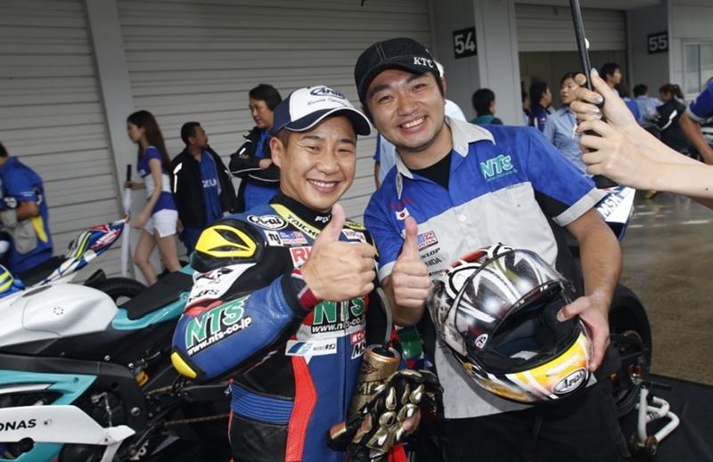 【NTS T.Pro Project】MotoGP第15戦日本グランプリMoto2クラスに、小山知良がスポット参戦!