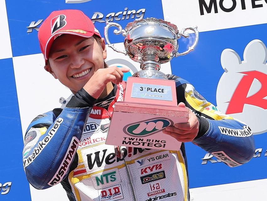 【Webikeチームノリックヤマハ】全日本ロードレース選手権シリーズ / もてぎロードレース選手権 第3戦