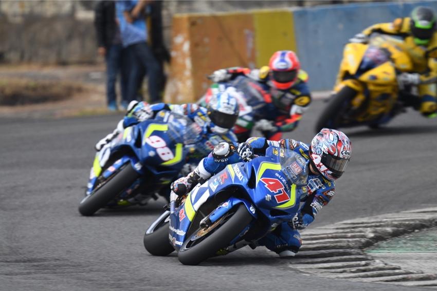 [Team KAGAYAMA]ARRC Rd.4 両選手ともに今シーズン最上位でレースを終える