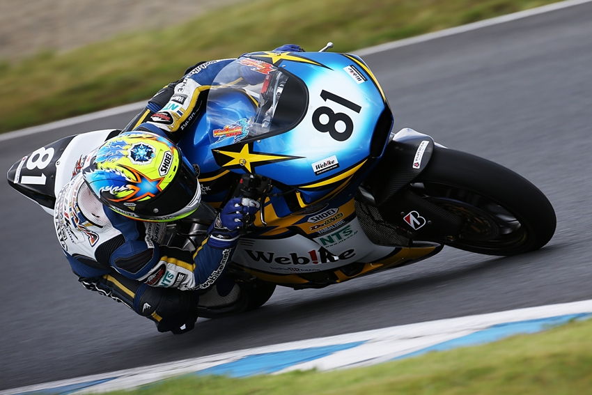 【Webikeチームノリックヤマハ】全日本ロードレース選手権シリーズ第6戦