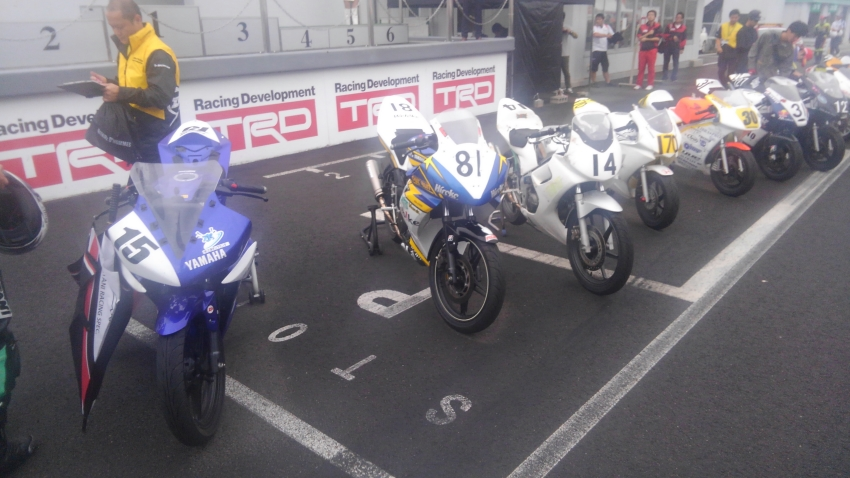 【Webikeチームノリックヤマハ】SUGO ST150 6時間耐久レース