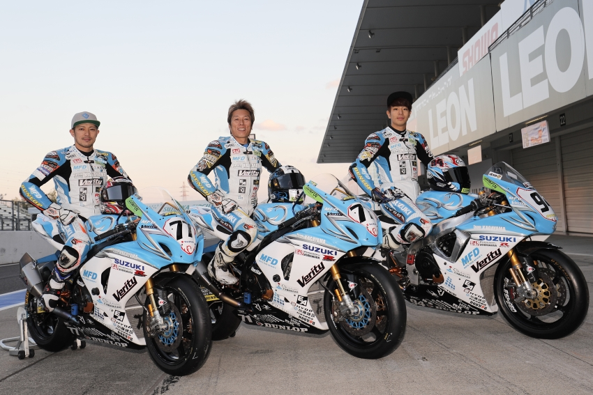 [Team KAGAYAMA]浦本修充が全日本J-GP2チャンピオンを獲得!