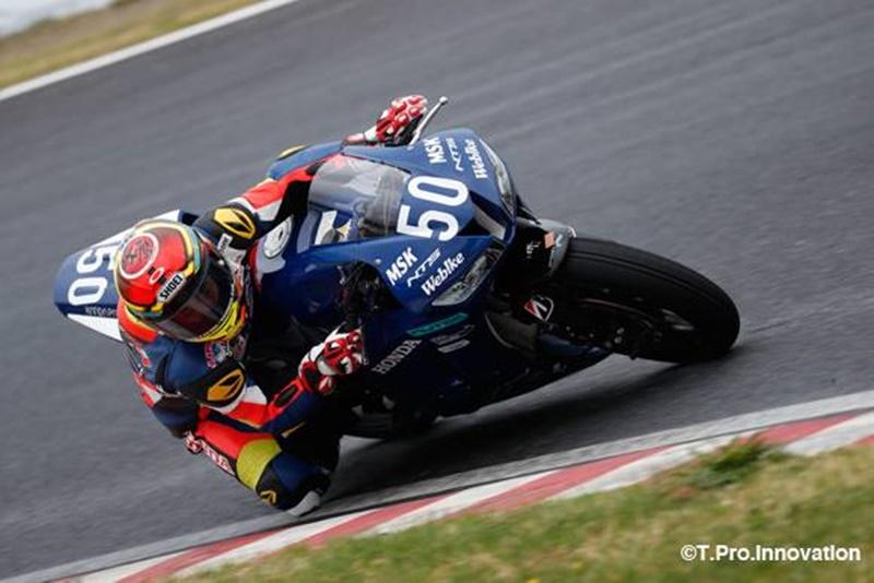 【T.Pro.Innovation】2017 MFJ全日本ロードレース選手権シリーズ 第1戦 國峰啄磨が追い上げのレースを見せる!