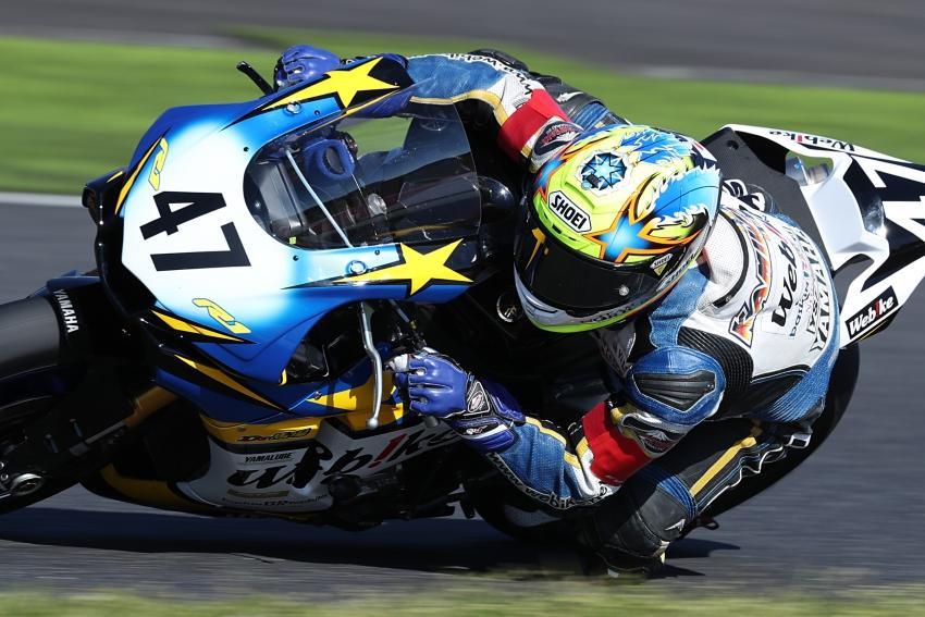 【Webikeチームノリックヤマハ】2017年全日本ロードレース選手権シリーズ  第2戦