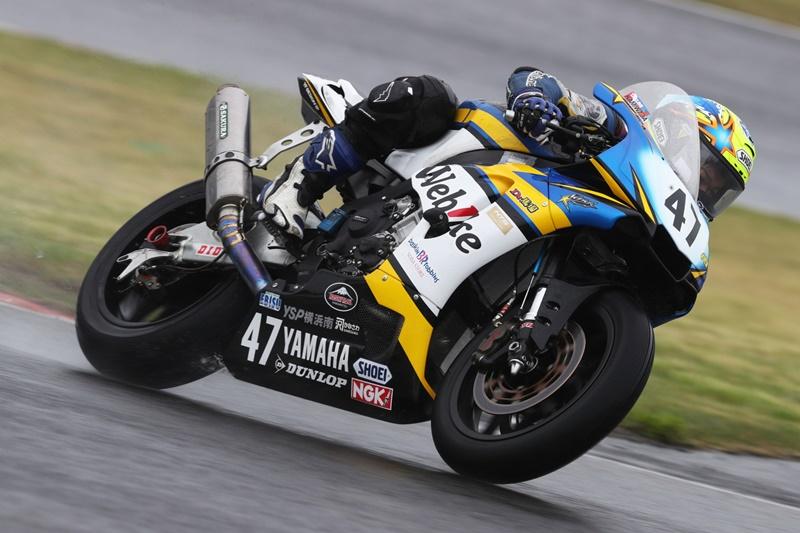 【Webikeチームノリックヤマハ】2017年全日本ロードレース選手権シリーズ 第3戦