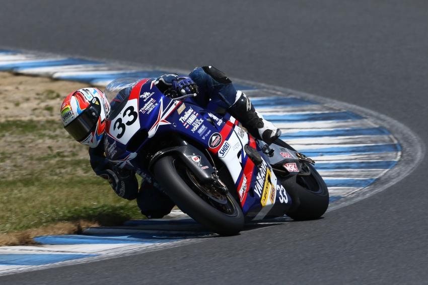 【ヤマハタイランドチームノリック】全日本ロードレース選手権シリーズ 第4戦