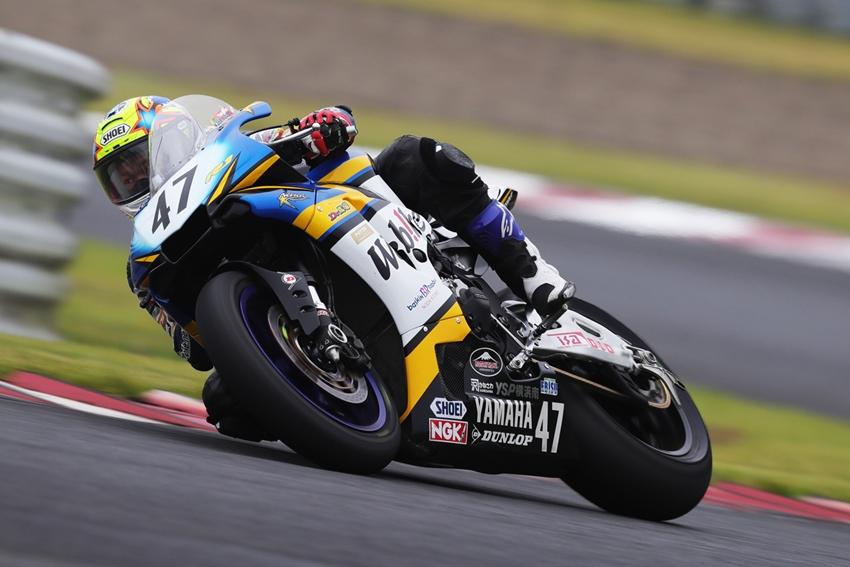 【Webikeチームノリックヤマハ】2017年全日本ロードレース選手権シリーズ 第5戦