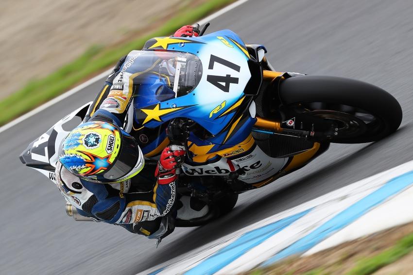 【Webikeチームノリックヤマハ】2017年全日本ロードレース選手権シリーズ 第6戦