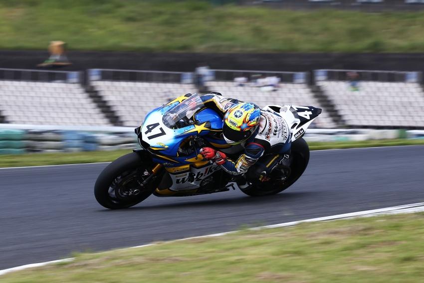 【Webikeチームノリックヤマハ】2017年全日本ロードレース選手権シリーズ 第7戦