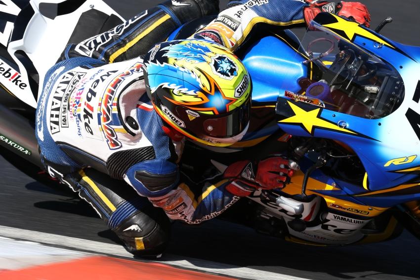 【Webikeチームノリックヤマハ】2017年全日本ロードレース選手権シリーズ 第8戦