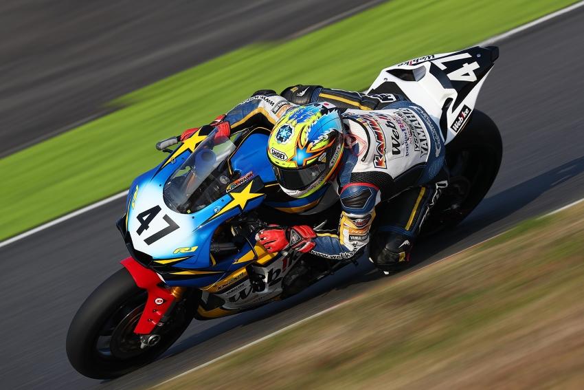 【Webikeチームノリックヤマハ】2017年全日本ロードレース選手権シリーズ第9戦