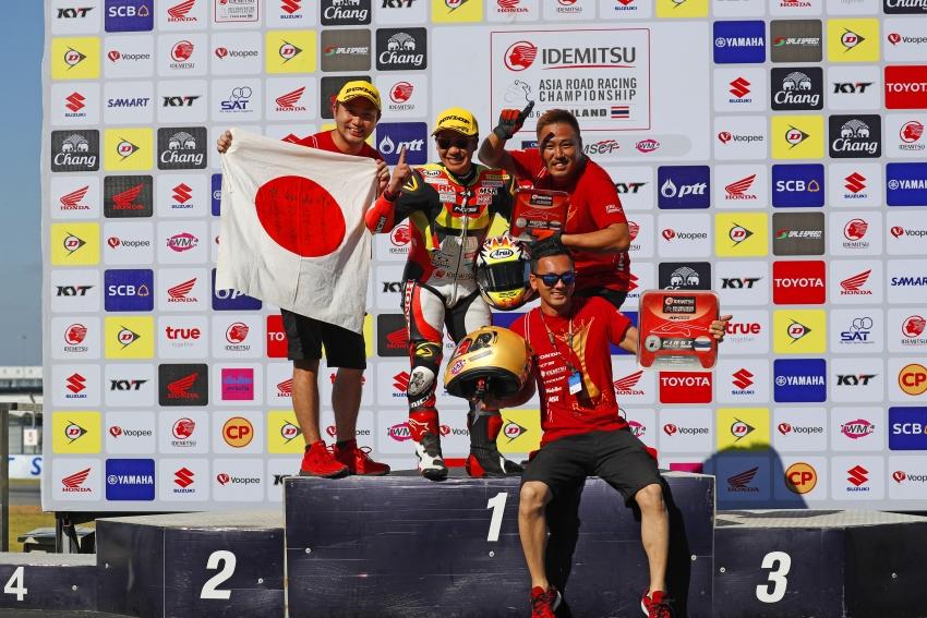 【T.Pro.Innovation】ARRC Rd.6 最終戦 小山知良がシーズンランキング2位!羽田太河も健闘しランキング3位に
