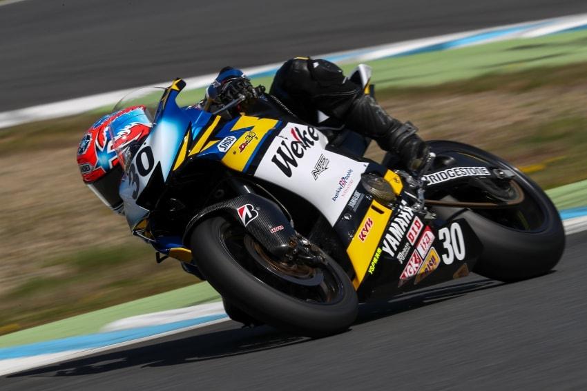 【Webikeチームノリックヤマハ】2018年全日本ロードレース選手権シリーズ第1戦 J-GP2