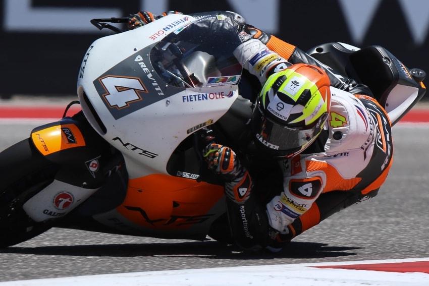 【NTS RW Racing GP】 Moto2 Rd.3 アメリカズGP、厳しいレースウィークを乗りきり着実に前進