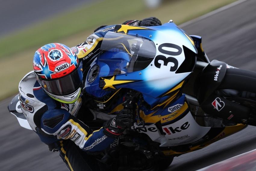 【Webikeチームノリックヤマハ】2018年全日本ロードレース選手権シリーズ 第4戦