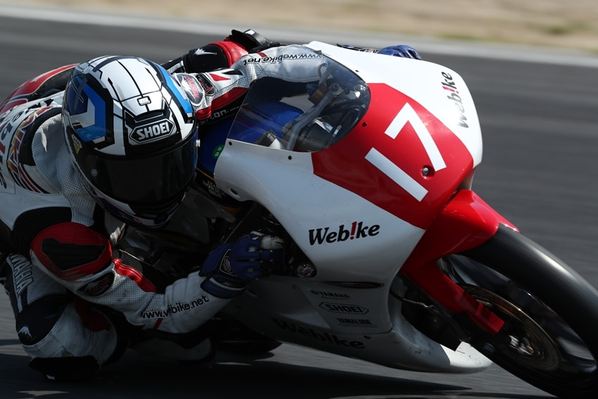【Webikeチームノリックヤマハ】2018 筑波ロードレース選手権シリーズ 第3戦