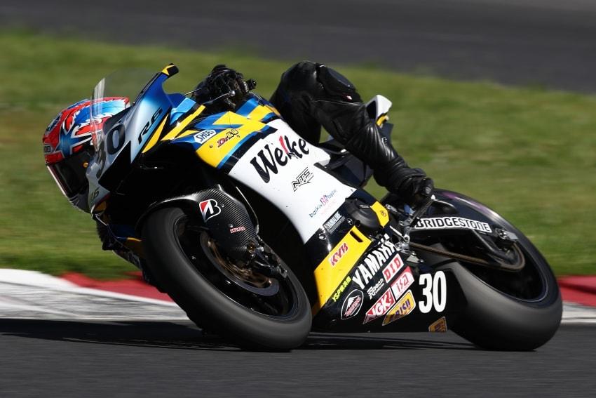 【Webikeチームノリックヤマハ】全日本ロードレース選手権シリーズ 第7戦