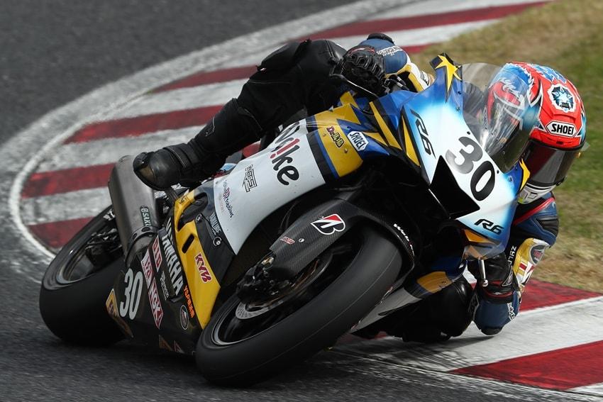 【Webikeチームノリックヤマハ】全日本ロードレース選手権シリーズ 最終戦