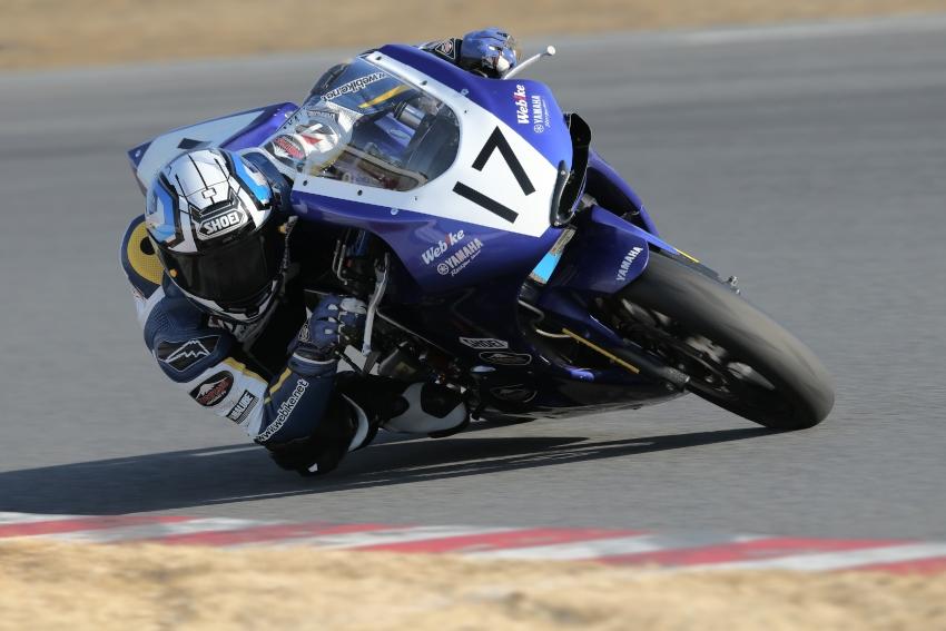 【Webikeチームノリックヤマハ】2019筑波ロードレース選手権シリーズ第1戦
