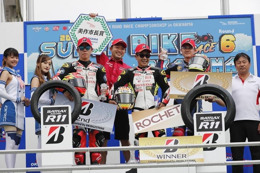 【T.Pro Innovation】全日本ロードレース選手権 第6戦 in 岡山