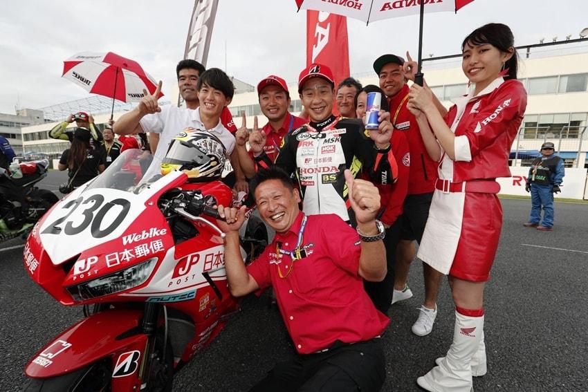【T.Pro Innovation】全日本ロードレース選手権 第7戦 in 大分オートポリス