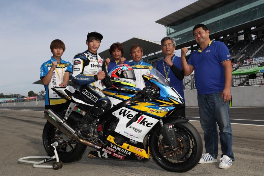 【Webikeチームノリックヤマハ】全日本ロードレース選手権 第8戦/MFJカップJP250選手権 第6戦