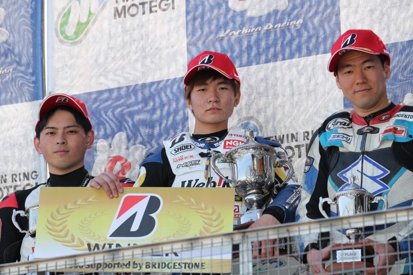 【Webikeチームノリックヤマハ】もてぎロードレース選手権シリーズ第1戦