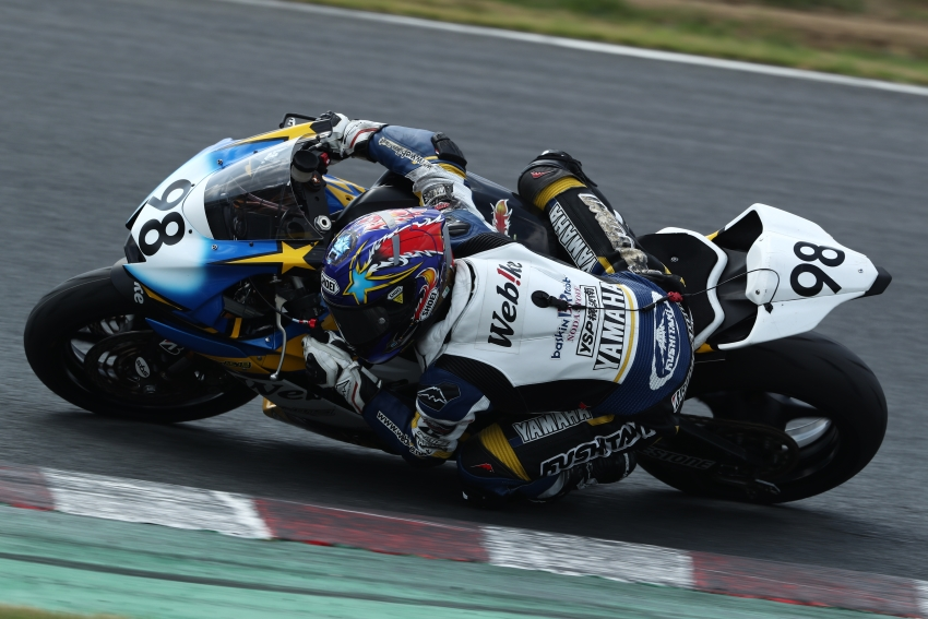 【Webikeチームノリックヤマハ】2020 筑波ロードレース選手権シリーズ第3戦