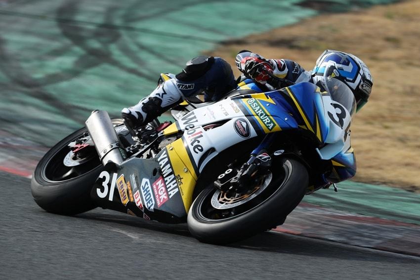 【Webikeチームノリックヤマハ】2021 筑波ロードレース選手権シリーズ  第一戦