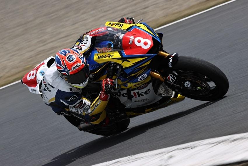 【Webikeチームノリックヤマハ】MFJ 全日本ロードレース選手権 第1戦