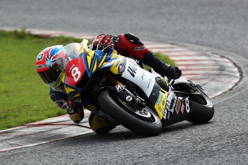 【Webikeチームノリックヤマハ】MFJ全日本ロードレース選手権 第4戦