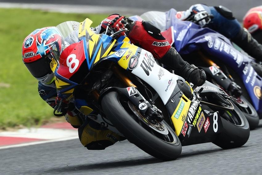 【Webikeチームノリックヤマハ】MFJ全日本ロードレース選手権 第5戦