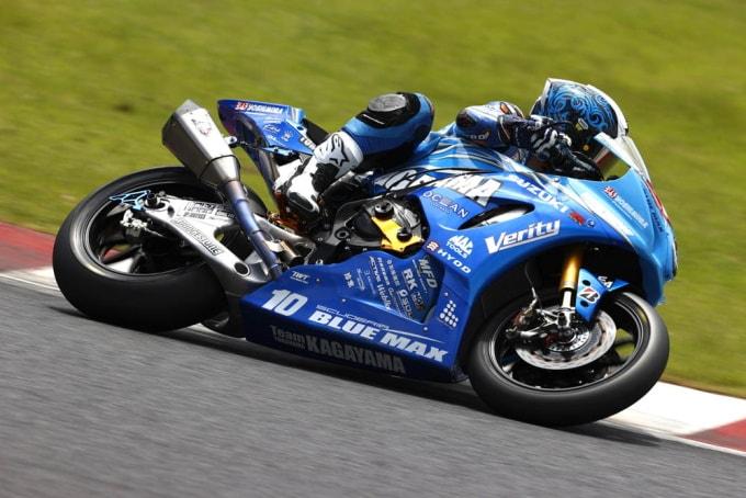 【Team KAGAYAMA】全日本ロードレース選手権シリーズ 第5戦 ようやく見えて来た光